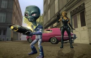 "Problemas con ""Destroy all Humans: Phat of te furon"" en PC"