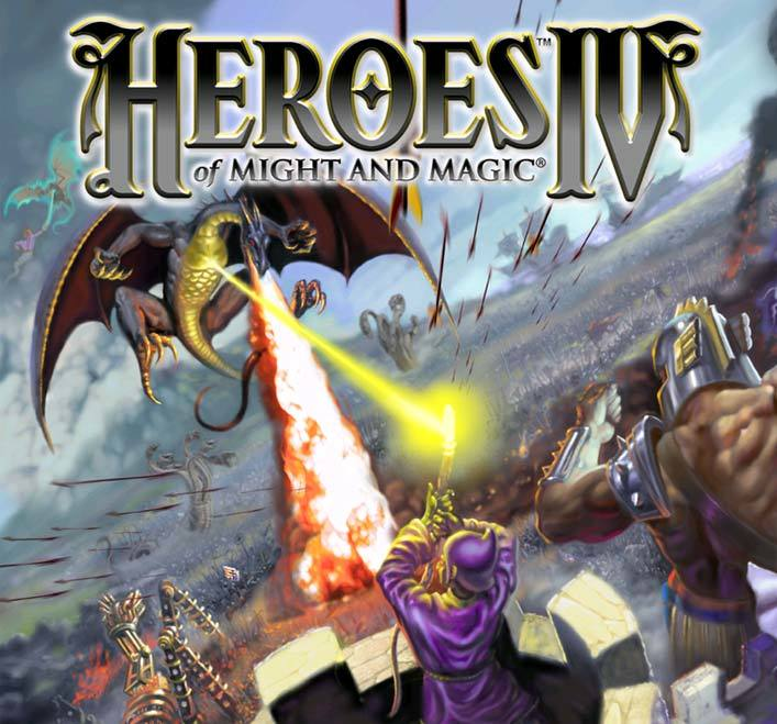 Might and Magic Heroes IV