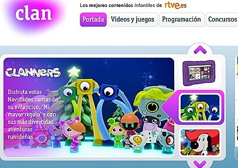 Clan TV online