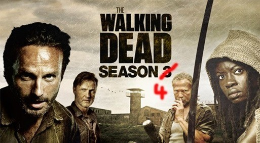 Walking Dead 4 temporada| detalles