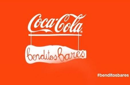 Benditos bares Coca cola