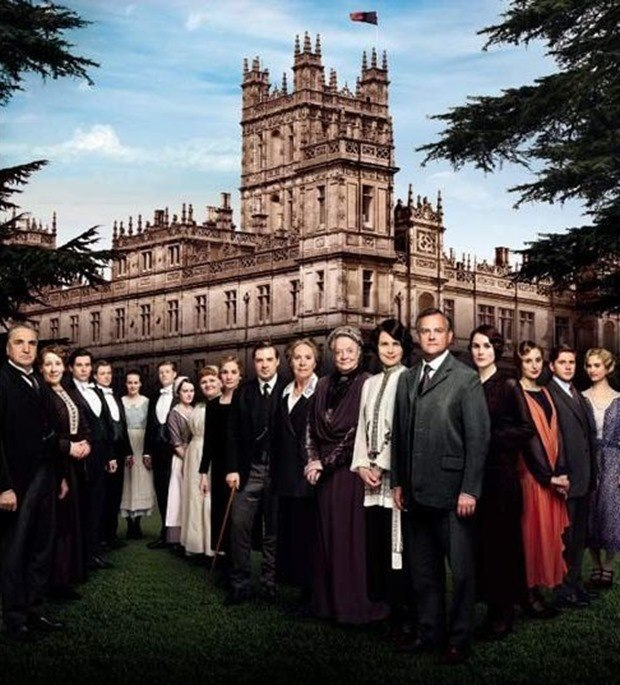 Foto de Downton Abbey 4 Temporada