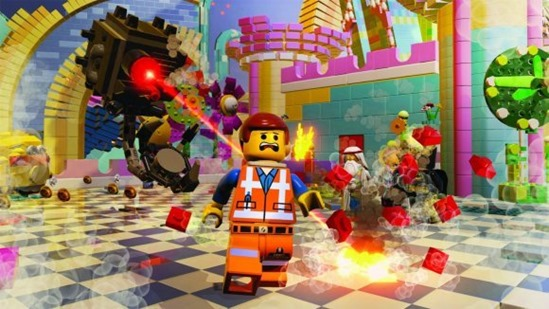 The LEGO-Movie-Videogame