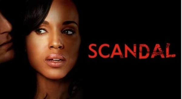 5 temporada de Scandal
